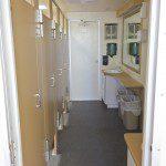 VIP restroom trailer inside 3